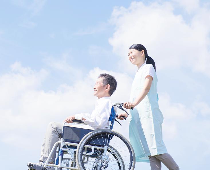 福祉や介護のトータルサポート