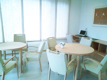 談話室・食堂